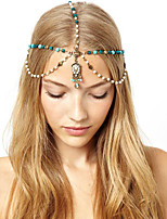 Blue Pine Headbands
