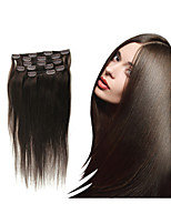 1pc/lot 100g/pc Clip In Hair Extension18