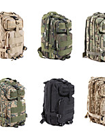 Outdoor Multifunction Climbers Camouflage Tactical Military Fans Backpack