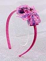 10PCS Baby Cute/Party/Casual  Hair Band Heabands Ribbon Random colors B001
