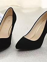 Women's Shoes Stiletto Heel Pointed Toe Pumps/ Dress Black/Blue/Red
