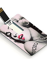 Monroe 64gb carte motif lecteur flash USB