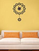 DIY Creative Gear Wall Clock