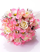 Buquês ( Rosa , Cetim ) - de Rosas