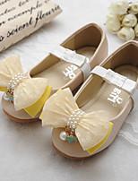 Girls' Shoes Comfort Round Toe Flat Heel Flats Shoes Casual