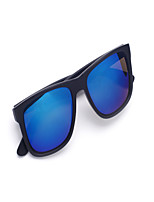 100% UV400 Men Women Fashion Classic Plastic Glasses Oversized Casual Sunglasses