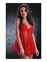 Women Babydoll & Slips/Garters & Suspenders/Matching Bralettes/Satin & Silk/Ultra Sexy/Uniforms & Cheongsams Nightwear ,Cotton