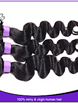 Brazilian Virgin Hair Body Wave 3Pcs Brazilian Body Wave 8-30 Brazilian Hair Human Hair Extensions