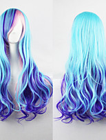 Cosplay Harajuku Style Beautiful High Quality Repair Face Long Hair Wig