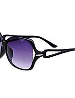 Fashion Women 's 100% UV400 Oversized Sunglasses(Assorted Color)