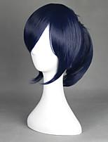 Perruques Cosplay - Autres - Autres - Bleu Encre - 40cm