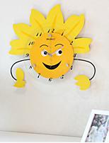 Cute Sunflower Clock