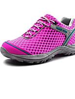 Zapatos de mujer Tul Tacón Plano Comfort Sneakers a la Moda Exterior/Casual/Deporte Azul/Rosa