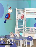 Lampe suspendue - Contemporain - avec Style mini - Bois/Bambou