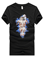 John Cabot 2015 Summer swag T-shirt 3D printed men's fashion classic round neck tops tees men short sleeve t shirt