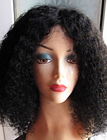 perucas de cabelo humano para as mulheres brasileiras cabelo virgem encaracolado cor do cabelo humano (# 1 # 1b # 2 # 4)