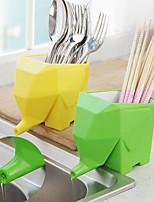 Jumbo The Elephant Cutlery Holder  Toothbrush Holder (Random Color)