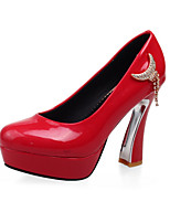 Women's Shoes Chunky  Heel Round Toe Pumps Shoes More Colors available