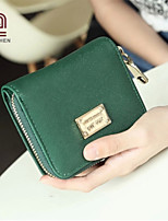 Handcee® Best Seller The Most Popular Fashion PU Short Wallet