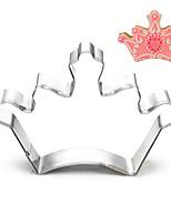coupées forme de couronne des emporte-pièces de fruits les moules de / la reine du roi de l'acier inoxydable