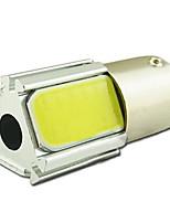 1156 ba15s S25 P21W 5w 3led mazorca 480lm 6500-7500k auto del coche de inflexión bombilla señal de luz antiniebla blanco 12v