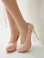 Women's Shoes  Stiletto Heel Heels Pumps/Heels Office & Career/Dress Blue/Pink/White