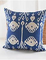 flèches de style moderne motif coton / lin taie d'oreiller décoratif