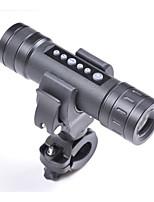 Universal Bicycle Light Bracket Lamp Holder Flashlight Clip