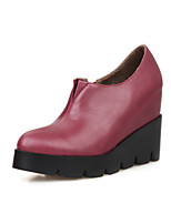 Women's Shoes Wedge Heel Round Toe Pumps Dress More Colors available