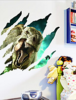 2015 NEW Jurassic Park Dinosaur Wall Stickers For  Kids Rooms