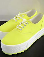 Zapatos de mujer - Plataforma - Plataforma / Creepers / Comfort / Punta Redonda / Punta Cerrada - Sneakers a la Moda - Exterior / Casual -