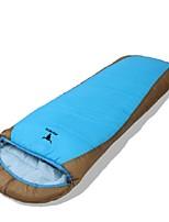 Sacco a pelo - Traspirabilità/Anti-vento/Tenere al caldo/Meteo a freddo Giallo/Blu