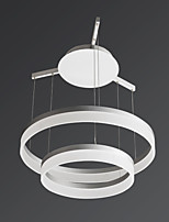 Pendant Lights LED Modern/Contemporary Living Room/Bedroom/Dining Room/Kitchen/Study Room/Office/Game Room Metal