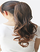 Japan And South Korea Explosion Models of High-Quality High-Temperature Wire Brown Ponytail