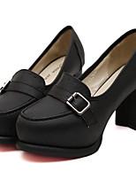 Women's Shoes Platform Platform Pumps/Heels Casual Black/Yellow