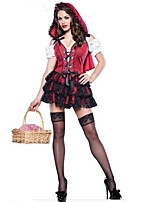 Costumi - Costumi fiabe - Donna - Halloween/Carnevale/Capodanno - Abito/Cappelli