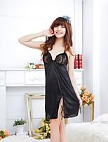Women Babydoll & Slips / Ultra Sexy Nightwear , Lace / Polyester