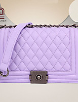Handcee® Hot Selling Vintage Design Woman PU Quilted Crossbody Bag