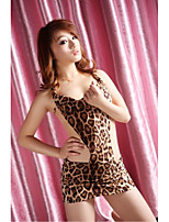 Women Ultra Sexy/Uniforms & Cheongsams Nightwear , Polyester/Spandex