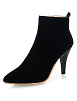 Women's Shoes Cone Heel Pointed Toe Ankle Boots Dress More Colors available