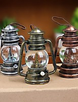 Retro Kerosene Lamp Decoration (Random Distribution)
