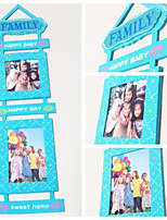 Family The 2 Photo Stickers