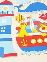 Animal Water Park 3D EKP 1004 Stickers