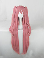 Seraph of the end Krul Tepes Pink Long Cosplay Wig