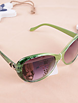Women 's Foldable Oval Sunglasses
