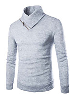Men's Pure Pullover , Others Long Sleeve