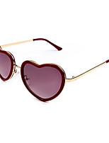 Women's 100% UV400  Fashion Love Style Sunglasses