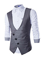 Men's Sleeveless Vest , Others Work Pure