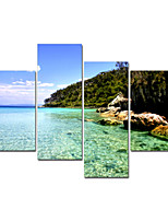 VISUAL STAR®Fine Seascape Canvas Arts Wall Hanging Picture Ready to Hang