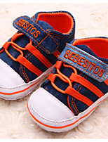 Baby Shoes Casual Fabric Fashion Sneakers Black/Blue/Neutral